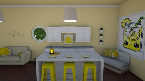 Lemonade - Kitchen  - by greekgirl37