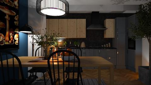 ANTON - Kitchen  - by zarky