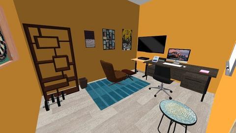 Garden Office  v2 - Office  - by JaspreetCC