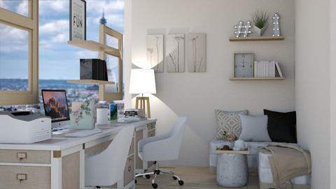 office size - Office  - by Oyisha