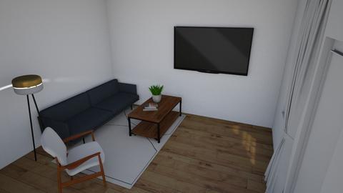 Vukoje - Living room  - by pjetra