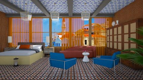 Turkish Vibe - Eclectic - Bedroom  - by 3rdfloor