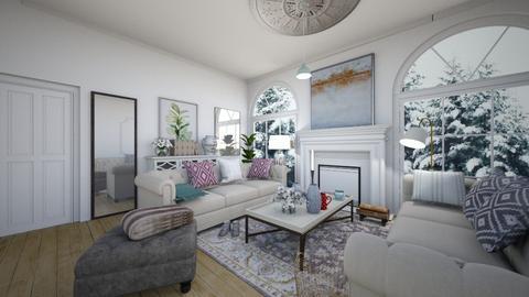 salon - Living room  - by SaraRuiz