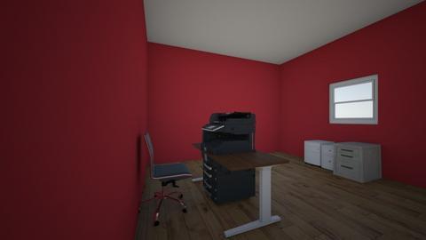 shaker 18 - Office  - by Ransu2021