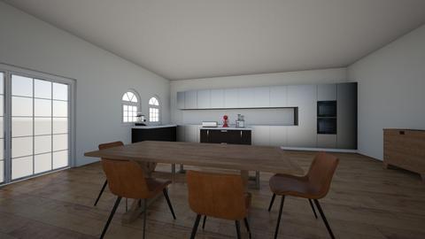 keuken - Kitchen - by goveke