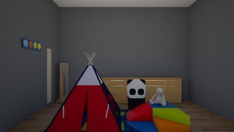 baby kamer - Kids room  - by Arno Raemdonck