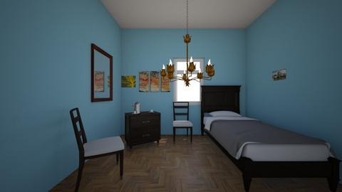 aaa1000 - Vintage - Bedroom  - by hicran yeniay