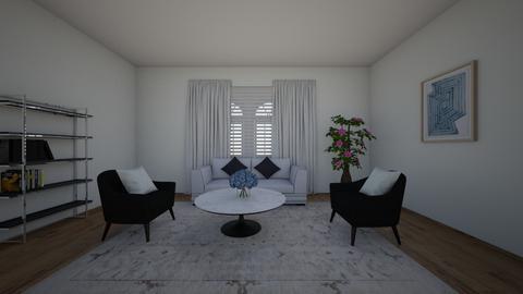 Small Living Room - Living room  - by cagla_deniz_