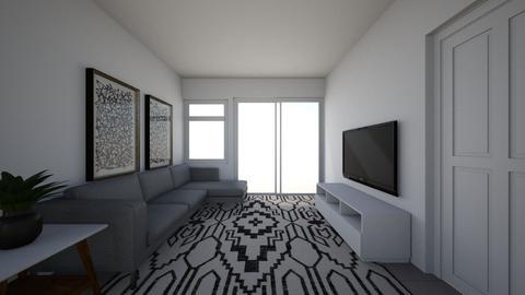 eiffel - Living room  - by yvamml82