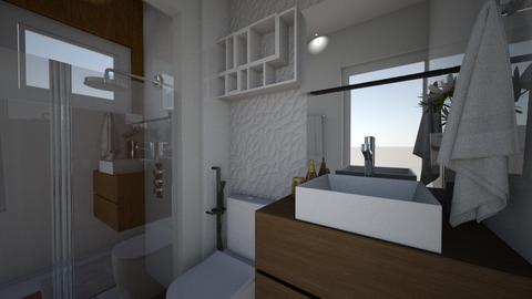 SUITE - Bathroom - by gisigoli