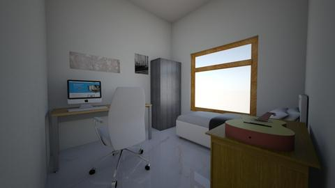 my room - Modern - by skbandara31