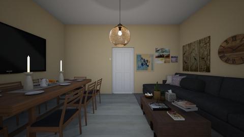 garden and dining room - Garden  - by sue123456