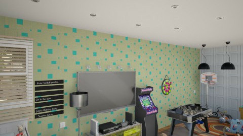 Kids Room - Modern - Kids room  - by Nameit