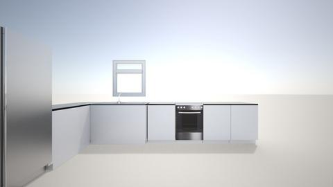 U Shaped Kitchen Plan - Kitchen  - by Ethan Ploetz