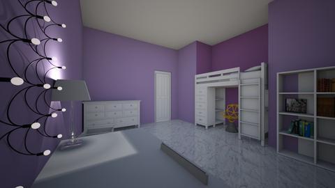 Girl Dream room  - Modern - Bedroom  - by Kaylee4321