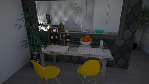 King Loui - Modern - Dining room  - by Dorottyaa