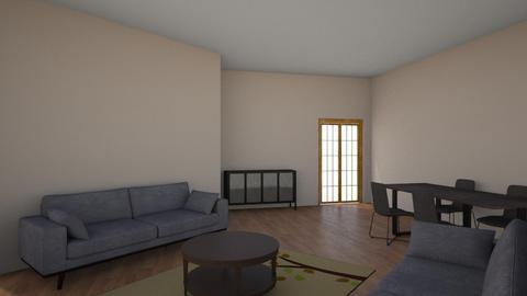 Salon3 - Living room  - by felagund