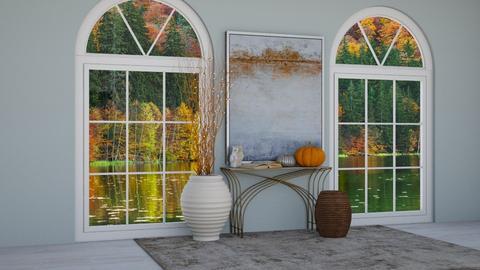 Hall - by KierraClumdesign