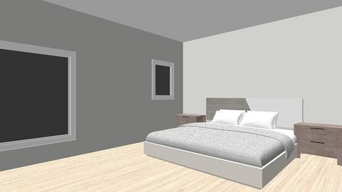 SUITE 1 BR 3D - Bedroom - by heinyja