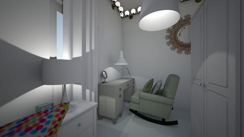 my room when i am rich  - Bedroom  - by Heooo