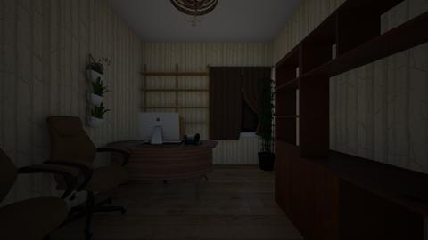 1111111 - Office  - by Nagornyuk