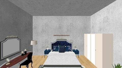 Royal - Bedroom  - by snwildrose