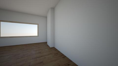 woonkamer leeg 2 - Living room  - by MarvinenDana