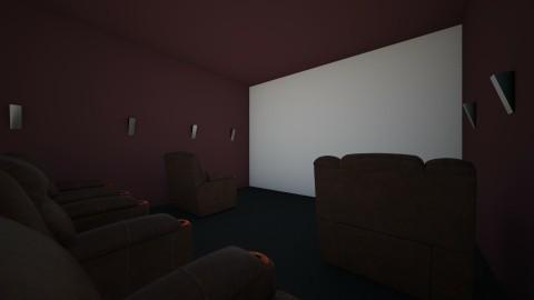 Home Cinema - by lanaiahubbard