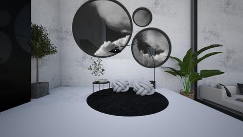_s t o r m y_1_ - Modern - Living room  - by Marlisa Jansen