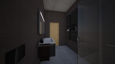 mile - Bathroom  - by lalicmarko123