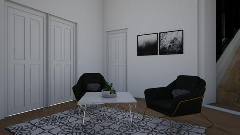 Luxurious Modern Sitting - by house17