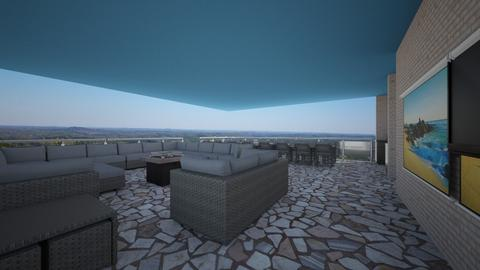 garage rooftop 68449vr - by emipinky1996