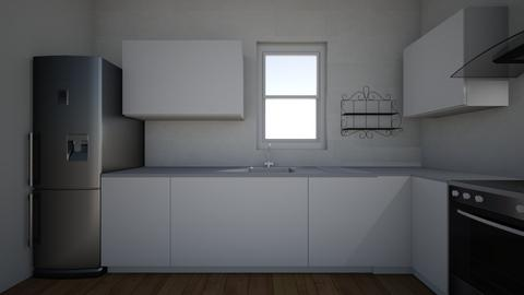 dessiiiggnnnn - Kitchen  - by Architectdreams