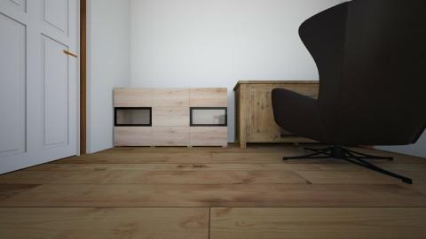 Nadia - Country - Living room  - by Nadejda Antova
