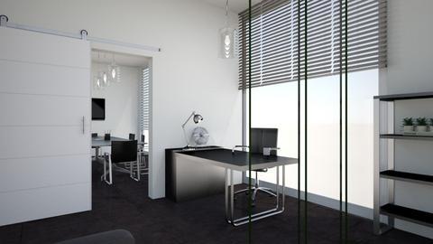 Cabinet - Modern - Office  - by zom