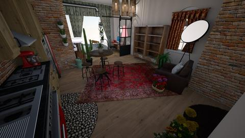 apartment - Eclectic - by Brendon Urie Lover