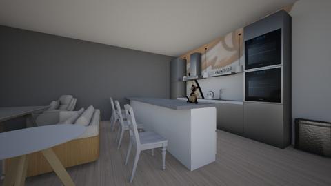 Dream House  - Modern - by harm0nugget