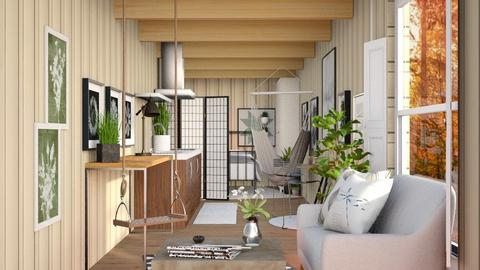 Plant Container Home - by tinydancer2792