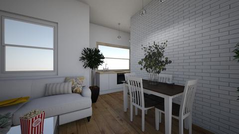 karol karol karol  - Living room  - by karolkiszka