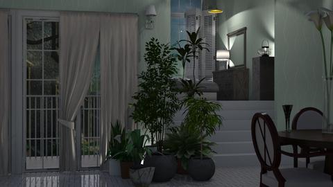 Rainy night - Modern - by Sue Bonstra