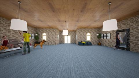 my livingroom - Living room  - by benichki