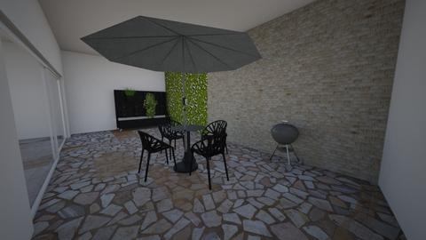 Patio  - Modern - Garden  - by MeganPS