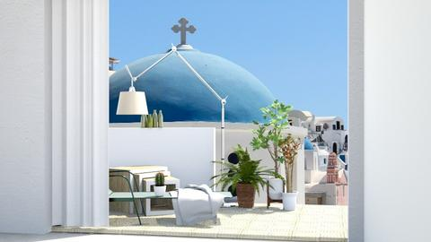 Greek - Global - by Isaacarchitect