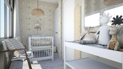 Chania_rev3 - Modern - Kids room  - by simiia