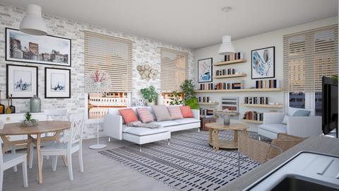 Template 2019 living room - Living room  - by Lizzy0715