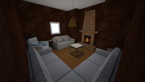 snug - Living room  - by kennygh