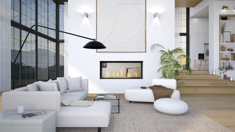Modern living - Modern - Living room  - by CallMePippa