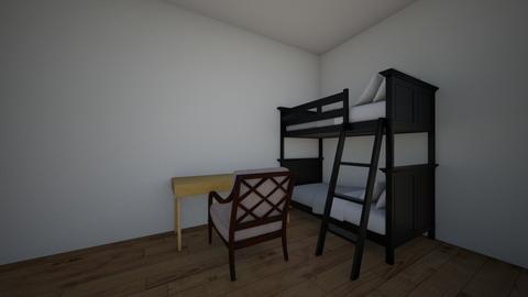 Dorm room - by RyanUlery21