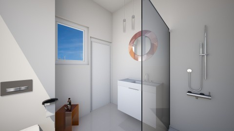 Kreativ klein2017test - Minimal - Bathroom  - by Myroom9