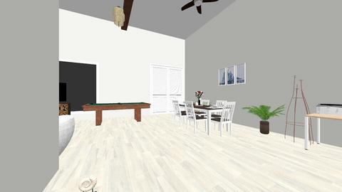 BIANCA SAAVEDRA  - Classic - Living room  - by samanta solano